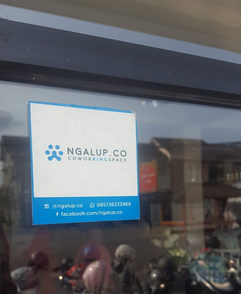 review ngalup coworking space malang iicanafisah blogger indonesia